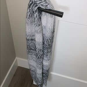 Abercrombie infinity scarf